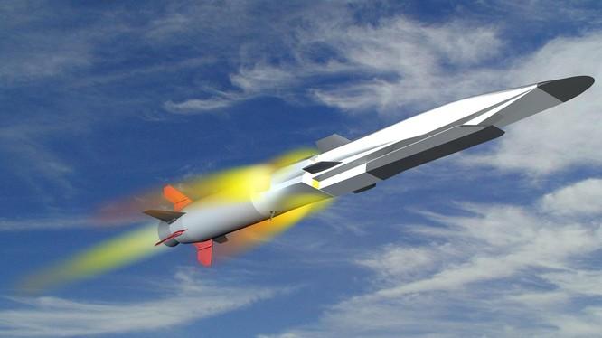 """Tên lửa chống tàu siêu thanh Nga """"Zircon"""" đồ họa 3D"""