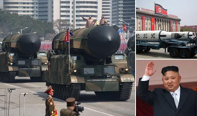 Tình hình bán đảo Triều Tiên vẫn chưa hạ nhiệt