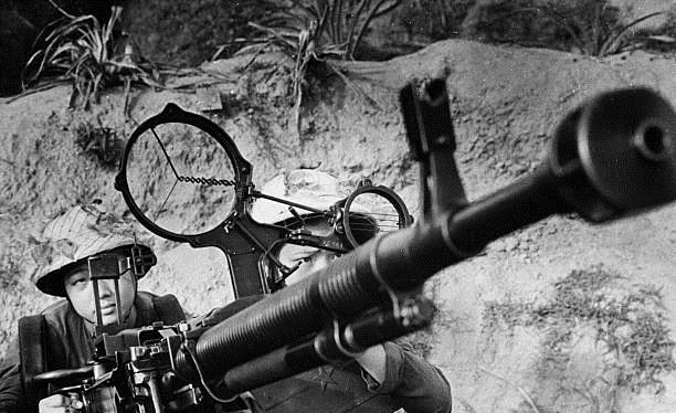 Khẩu đội súng phòng không 12,7 mm trong chiến tranh Việt Nam