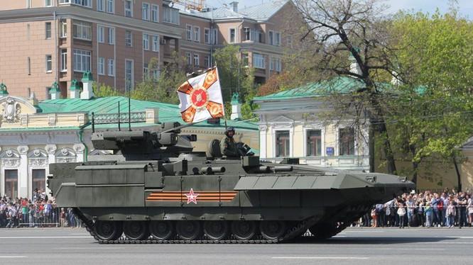 Xe bộ binh chiến đấu BMP T-15 Armata