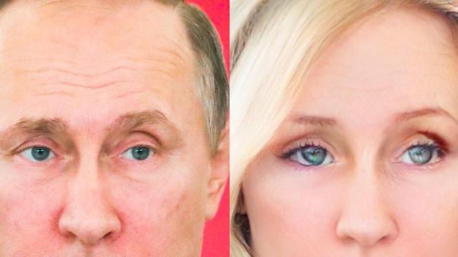 Ứng dụng FaceApp thay đổi ảnh Putin