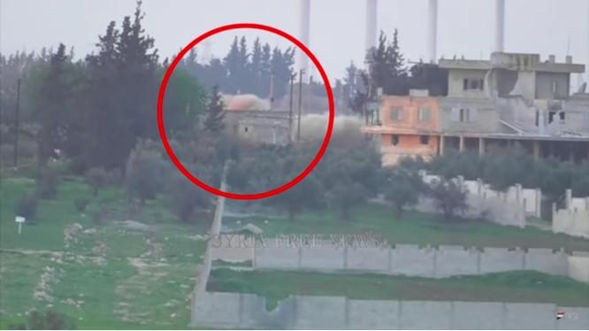 Đặc nhiệm Nga tấn công mục tiêu phiến quân ở Hama