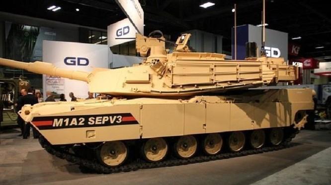 Xe tăng Abrams M1A2 SepV3