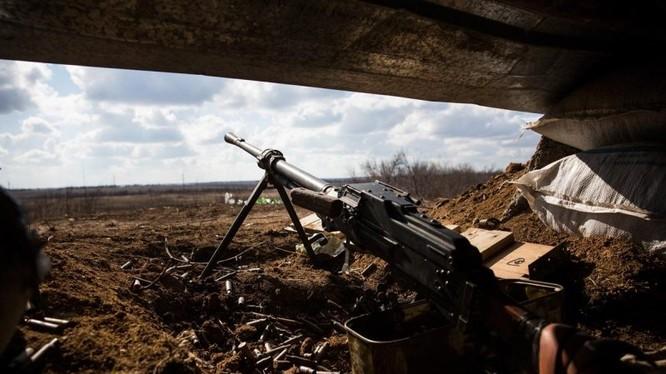 Cuộc xung đột không lối thoát trong khu vực Donbass
