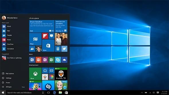 Phần mềm Windows 10 cũng không nằm ngoài tầm ngắm của CIA