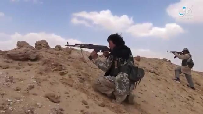 Chiến binh IS tấn công tuyến đường tiếp vận Hama - Aleppo