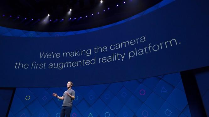 CEO Mark Zuckerberg giới thiệu các công nghệ mới của Facebook