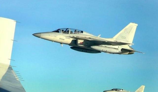 Không quân Philippines tham chiến ở thành phố Marawi, tỉnh Lanao