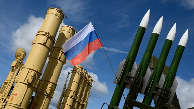 Thế hệ vũ khí mới của Nga (ảnh minh họa)