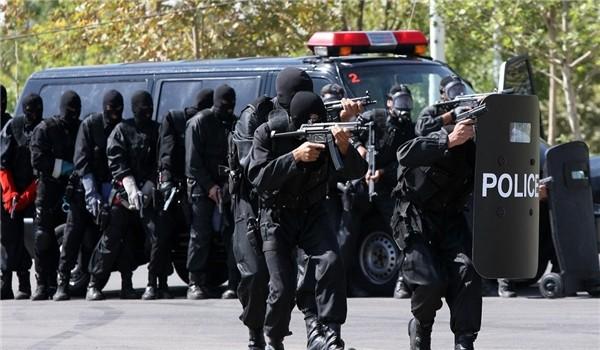 Lực lượng an ninh Iran tiến hành cuộc tấn công truy bắt khủng bố