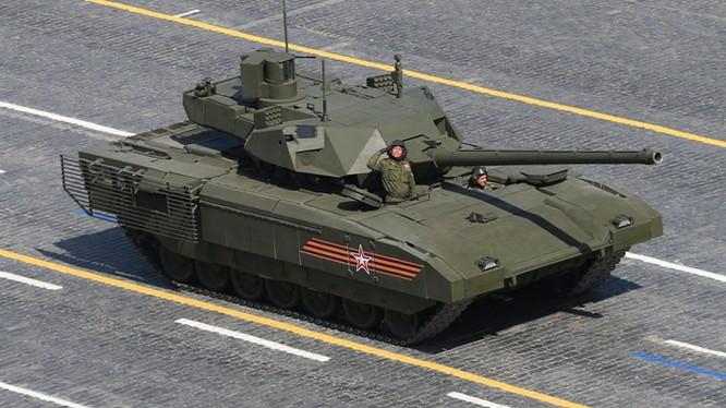 Xe tăng T-14 Armata Nga