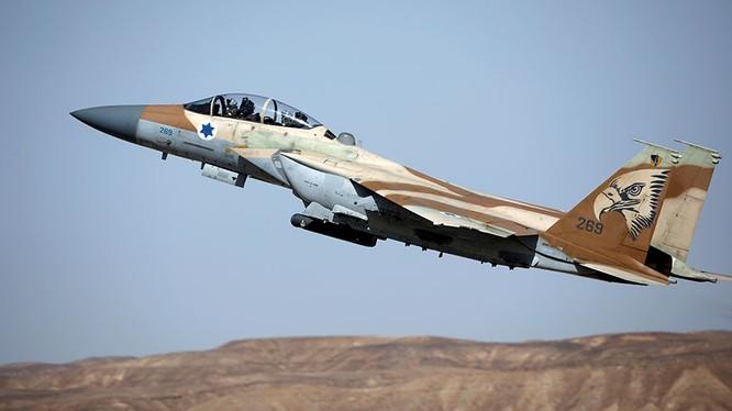 Không quân Israel (ảnh minh họa)