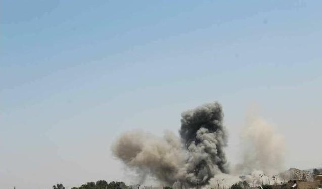 Quân đội Syria pháo kích dữ dội thị trấn Jobar
