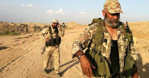 Tướng Issam Zahreddine, chỉ huy lực lượng Vệ binh Cộng hòa trên chiến trường Deir Ezzor