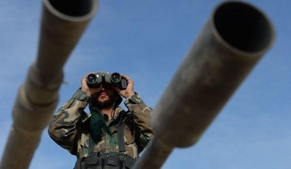 Quân đội Syria chuẩn bị cho cuộc tấn công về hướng Deir Ezzorr