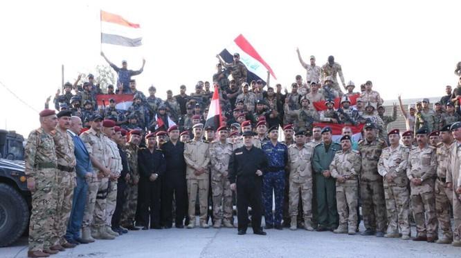 Thủ tướng Iraq: thành phố Mosul đã hoàn toàn giải phóng