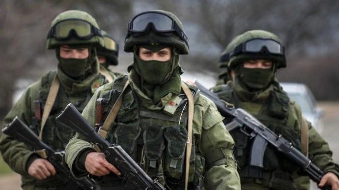 Lực lượng cố vân quân sự Nga trên chiến trường Syria