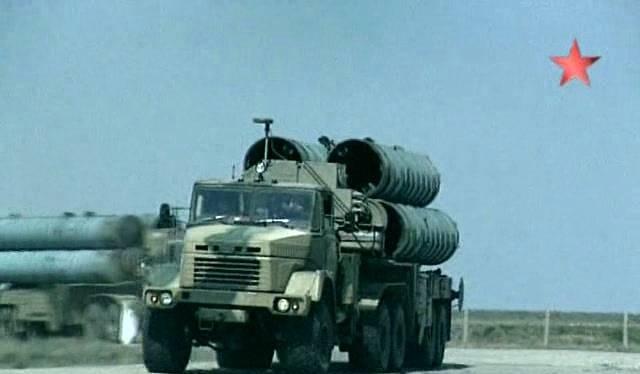 Hệ thống tên lửa phòng không S-300 PM2 Nga