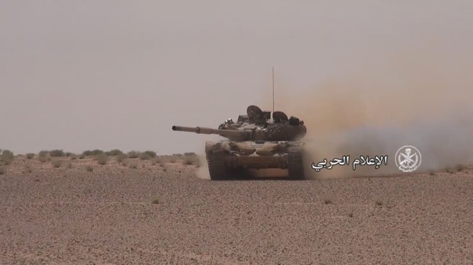 Các đơn vị quân đoàn tình nguyện số 5 tiến công giải phóng làng Kabbajb