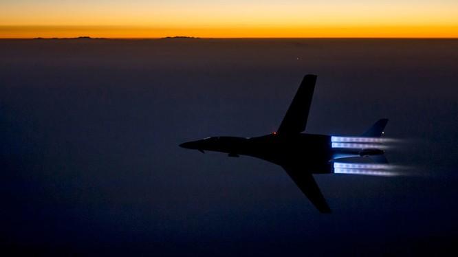 Không quân Mỹ hoạt động trên bầu trời Syria - ảnh minh họa South Front