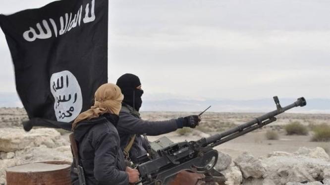 Các tay súng khủng bố IS đầu hàng ở Hama, Homs -- ảnh minh họa Masdar News