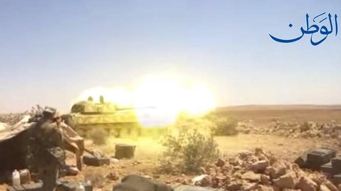 Lực lượng Tiger tiến công vào thành phố Al-Mayadeen - ảnh South Front