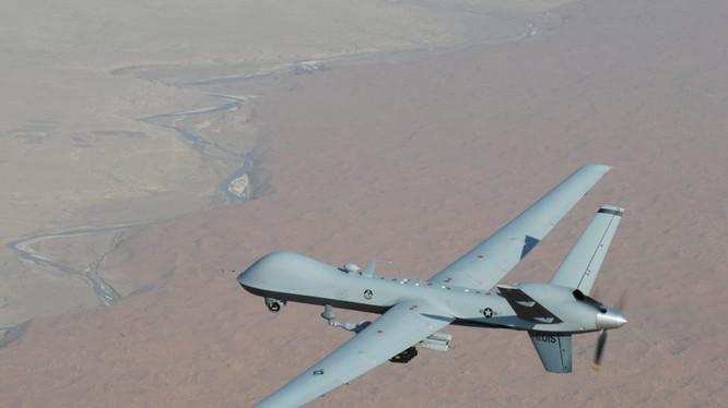 Máy bay không người lái tấn công Mỹ MQ-9 Reaper - ảnh minh họa South Front