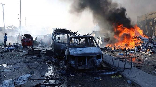 Khủng bố kinh hoàng ở Somaly - ảnh Masdar News