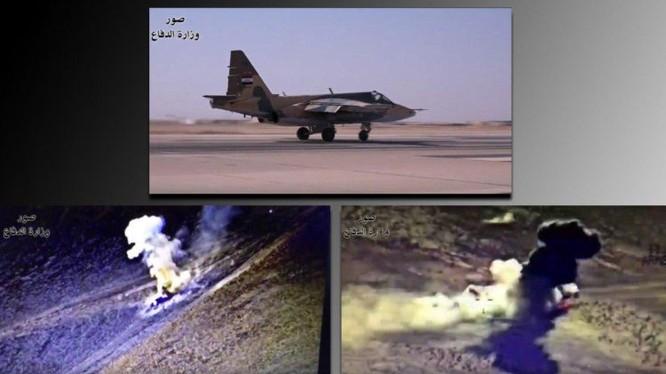 Không quân Iraq không kích tiêu diệt IS trên vùng biên giới - ảnh minh họa Muraselon