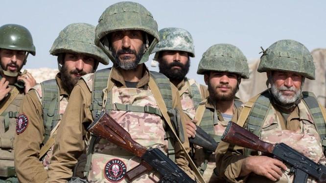 Lực lượng Săn IS tiếp tục chiến dịch truy sát IS trên chiến trường Deir Ezzor