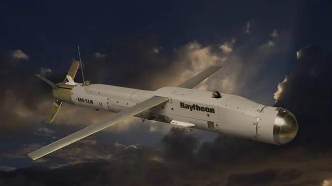 Bom hành trình loại nhỏ GBU 53/B - SDB II của hãng Raytheon - ảnh minh họa Raytheon