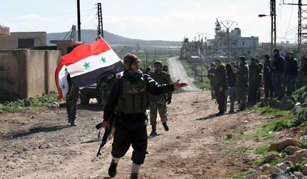 Quân đội Syria tiến vào thành phố sa mạc Kito giáo Quraytayn - ảnh minh họa của Masdar News