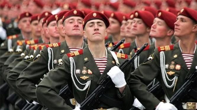 Lực lượng đặc nhiệm Bộ Nội vụ Nga - ảnh trang Bình luận Quân sự Nga