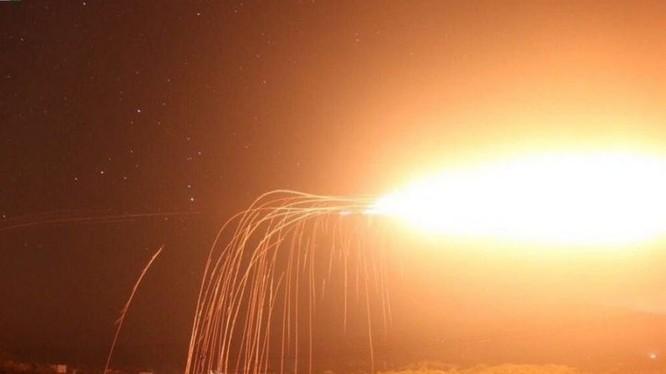 Cuộc không kích kinh hoàng của không quân Nga, tiêu diệt Al-Qaeda Syria - ảnh minh họa Masdar News