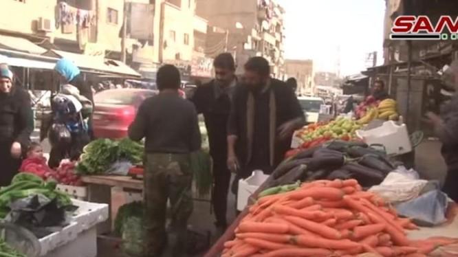 Thành phố Deir Ezzor bắt đầu hồi sinh sau 2 tháng giải phóng - ảnh video SANA