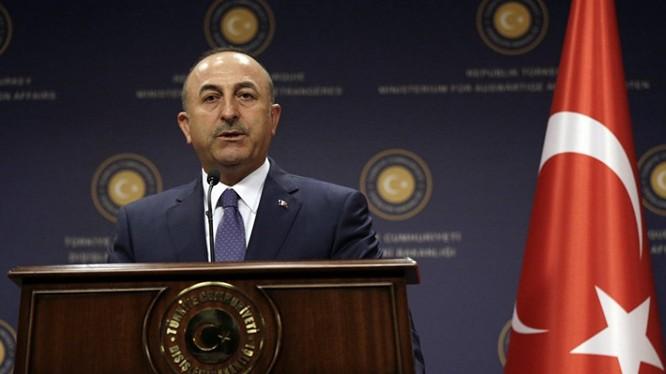 Ngoại trưởng Thổ Nhĩ Kỳ, ông Cavusoglu tuyên bố Ankara ủng hộ nghị quyết của Hội đồng Bảo an Liên Hiệp Quốc