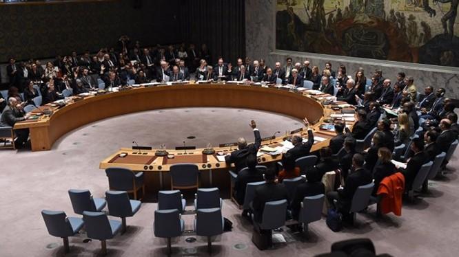 Hội đồng bảo an Liên Hiệp Quốc thông qua nghị quyết áp đặt Lệnh ngừng bắn ở Syria - ảnh minh họa Muraselon