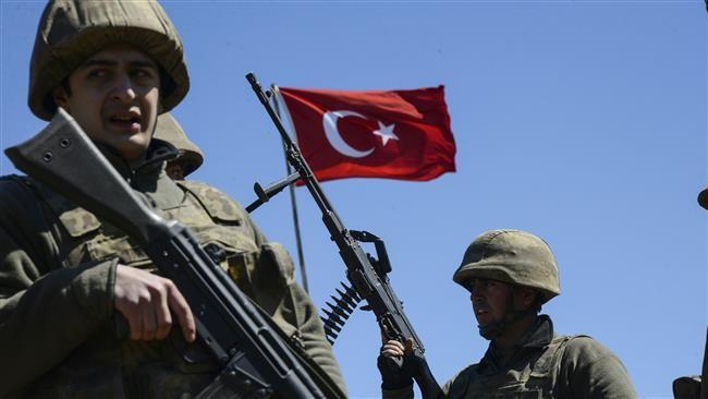 Binh sĩ Thổ Nhĩ Kỳ trong chiến dịch Nhánh Olive, tiến công vào khu vực Afrin - ảnh minh họa Muraselon