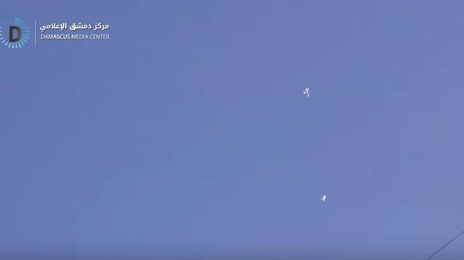Không quân Nga trên không phận Hama - ảnh South Front