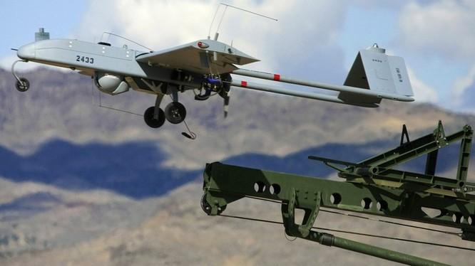 May bay không người lái cấp chiến thuật của quân đội Mỹ - ảnh minh hoak NBC News