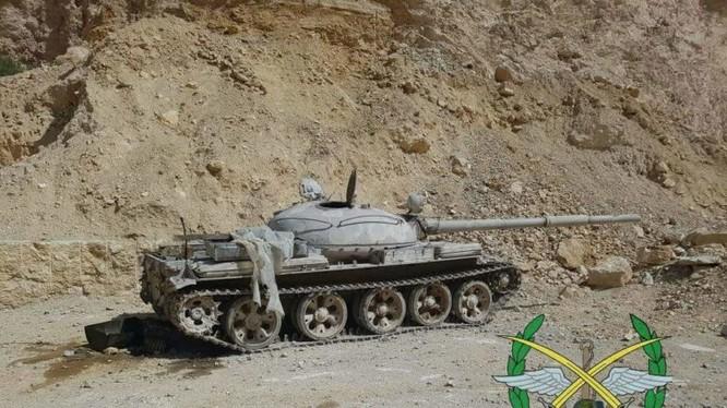 Quân đội Syria thu giữ vũ khí của lưc lượng Hồi giáo cực đoan' Anh South Front