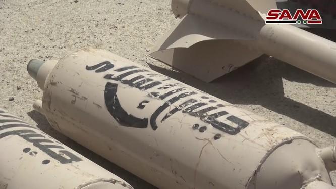 Quân đội Syria thu giữ nhiều vũ khí của lực lượng Hồi giáo cực đoan ở Qalamoun - ảnh minh họa Masdả News