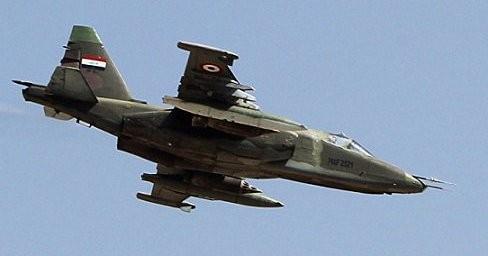 Không quân Iraq - ảnh minh họa MMasdả News