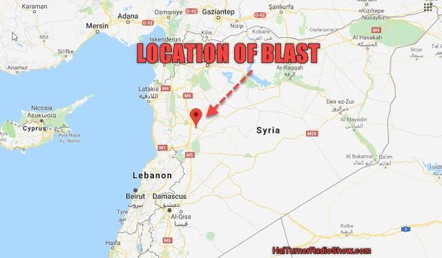 Một địa điểm được cho là của quân tình nguyện Iran ở Syria, ảnh South Front