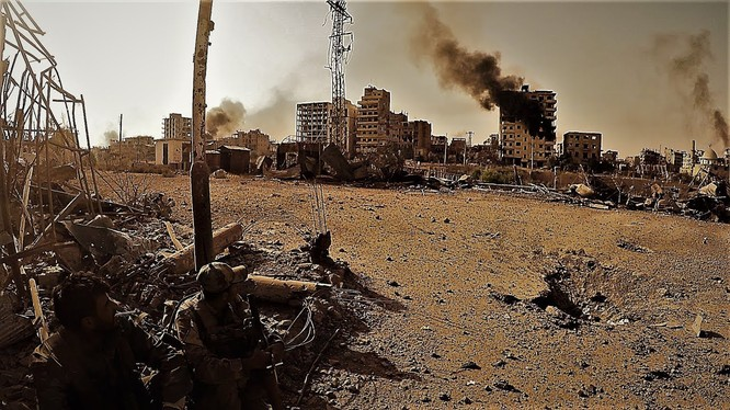 Cuộc chiến Deir Ezzor, Phim tài liệu của ANNA News