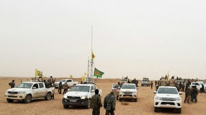 Lực lượng vũ trang Hezbollah ở Syria. Ảnh minh họa South Front
