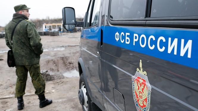 FSB Nga tiến hành chiến dịch chống khủng bố. Ảnh minh họa TASS