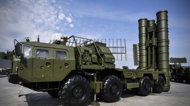 Hệ thống tên lửa phòng không S-400, Ảnh minh họa wadfile
