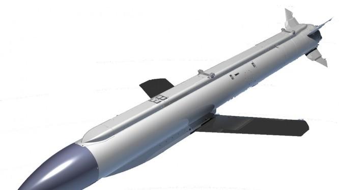 Tổ hợp bom - tên lửa có độ chính xác cao 9-А-7759. Ảnh minh họa báo RG.