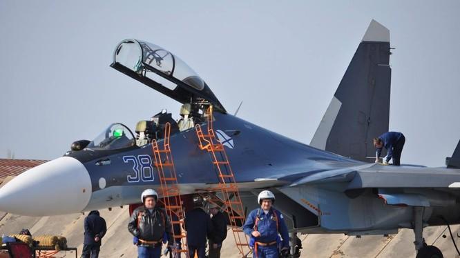 Lực lượng không quân Nga. Ảnh minh họa Masdar News